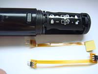 Шлейф с ИК приемником для радиомикрофонов Shure sm58, beta58 серии SLX PGX