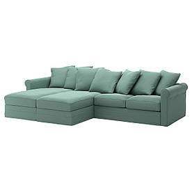 IKEA GRONLID (592.563.05) 4-местный диван, с шезлонгом