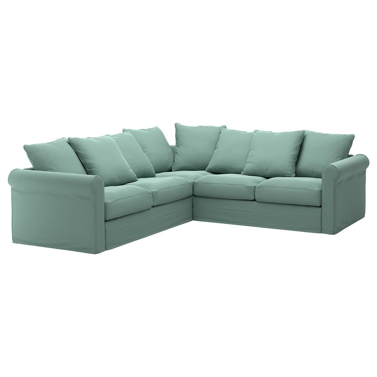 IKEA GRONLID (892.562.38) 4-местный угловой диван