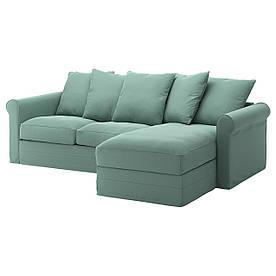 IKEA GRONLID (292.562.98) 3-местный диван, с шезлонгом