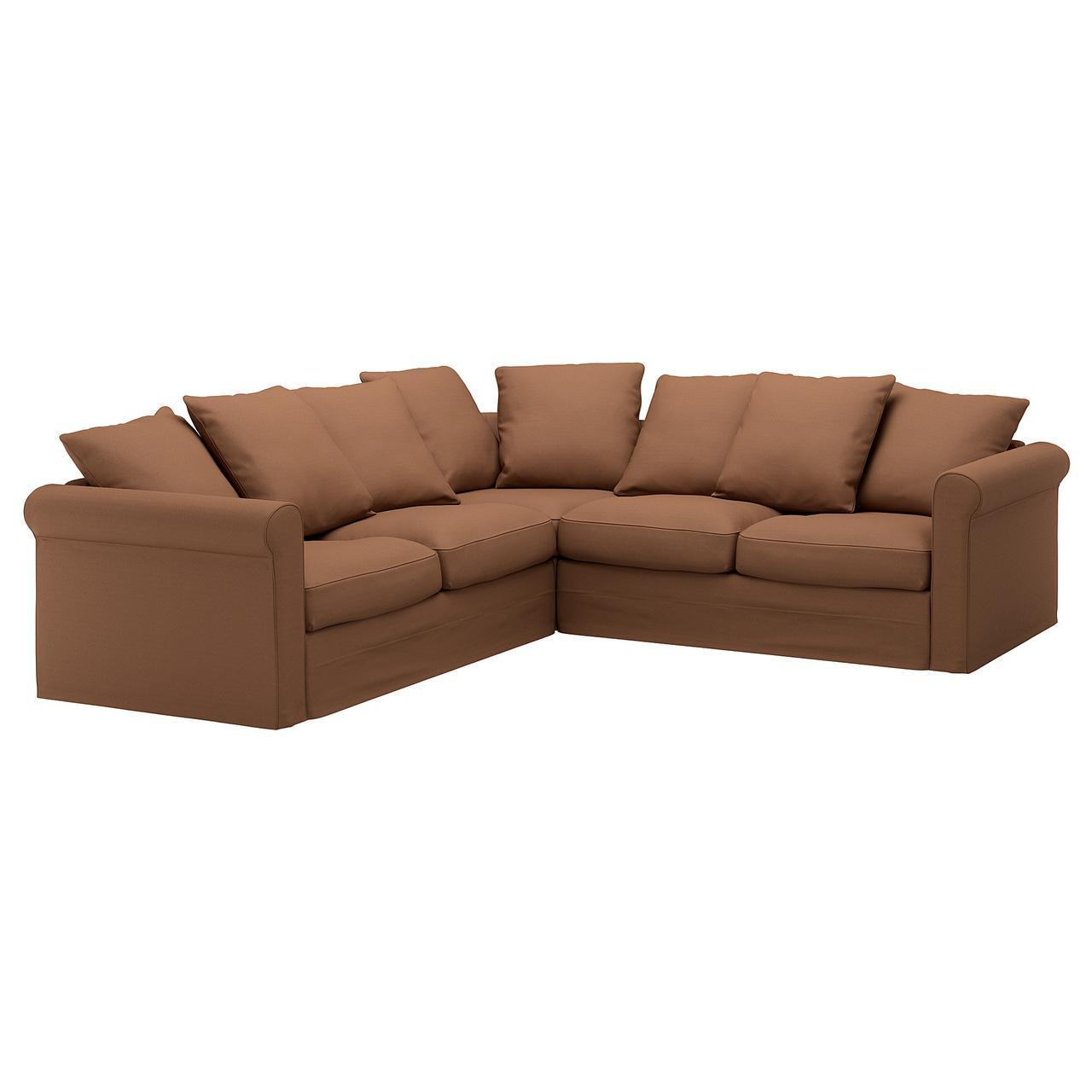 IKEA GRONLID (192.553.98) 4-местный угловой диван