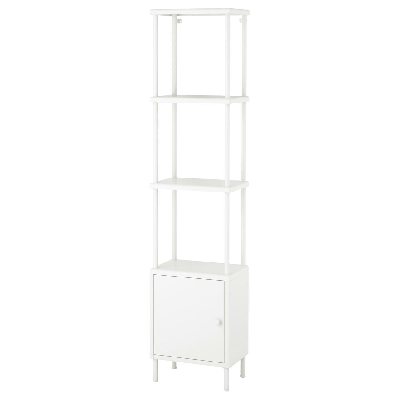 IKEA DYNAN (691.833.99) Шкаф из шкафа, белый
