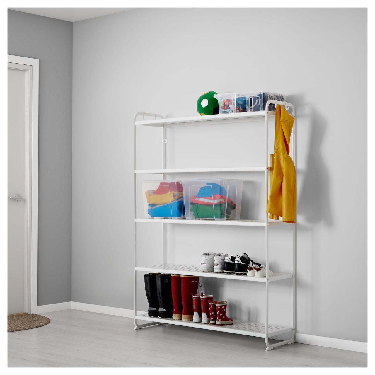 IKEA MULIG (602.241.63) Шкаф, белый