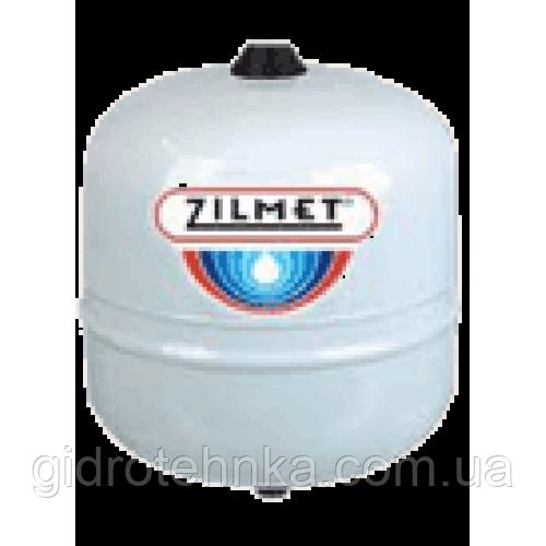 """↑розширювальний бак Zilmet Solar plus 50л ∅380 ↑525мм max 10 bar, ¾"""""""