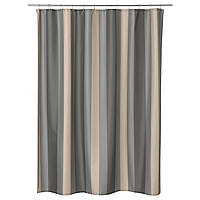 IKEA BJORNAN (503.122.83) Душевая завеса, разноцветные полоски