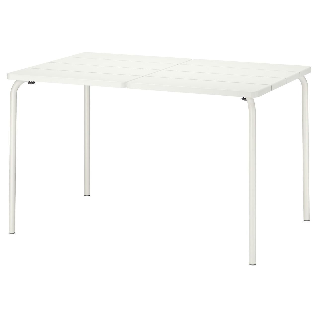 IKEA VADDO (802.595.14) Стол, сад, белый