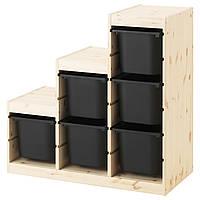 IKEA TROFAST (491.021.44)  Комод для игрушек