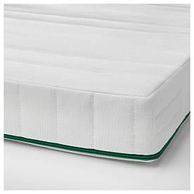 IKEA NATTSMYG (403.393.77) Пінистий матрац для розсувних ліжка