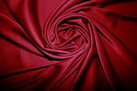 Шёлк армани ткань (бордо)