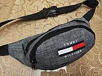 Сумка на пояс tommy Томми Ткань катион матовый 600*600 PVC мессенджер/Спортивные барсетки сумка только опт, фото 1