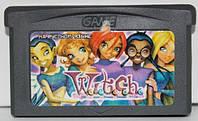 """Картридж на GBA """"Witch"""""""