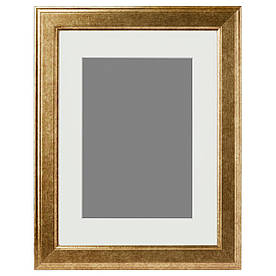 IKEA VIRSERUM (403.785.33) Рамка для фото золотий колір