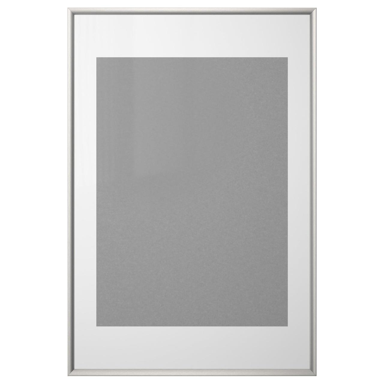 IKEA SILVERHOJDEN (802.982.90) Рамка для фото серебро