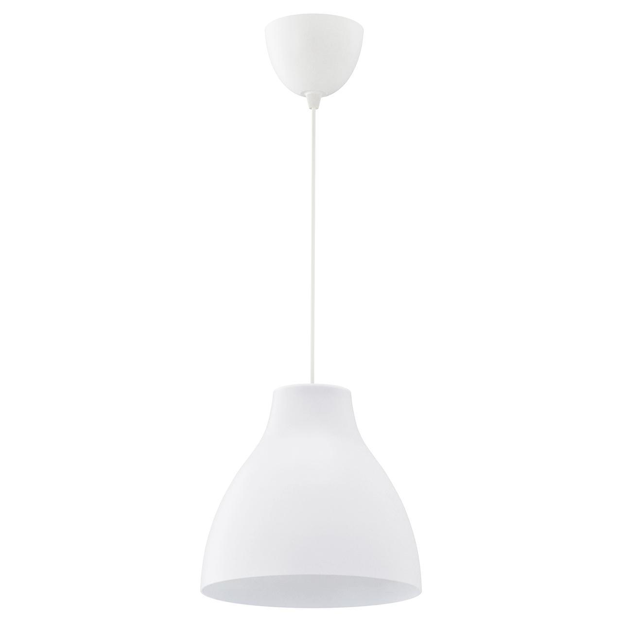 IKEA MELODI (603.865.27) Подвесная лампа, белая