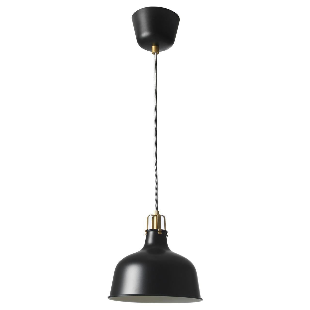 IKEA RANARP (903.963.89) Подвесная лампа, черный