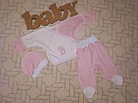Комплект новорожденный Интерлок Размер 18(36) Комплект новонароджений  Інтерлок Розмір 18(36) d182ad1a018d6