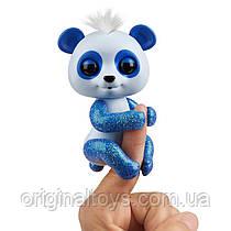 Интерактивная ручная блестящая панда Fingerlings Арчи Glitter Panda WowWee