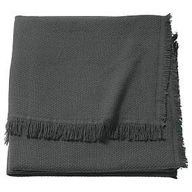 IKEA ODDRUN (303.957.93) Плед, сірий