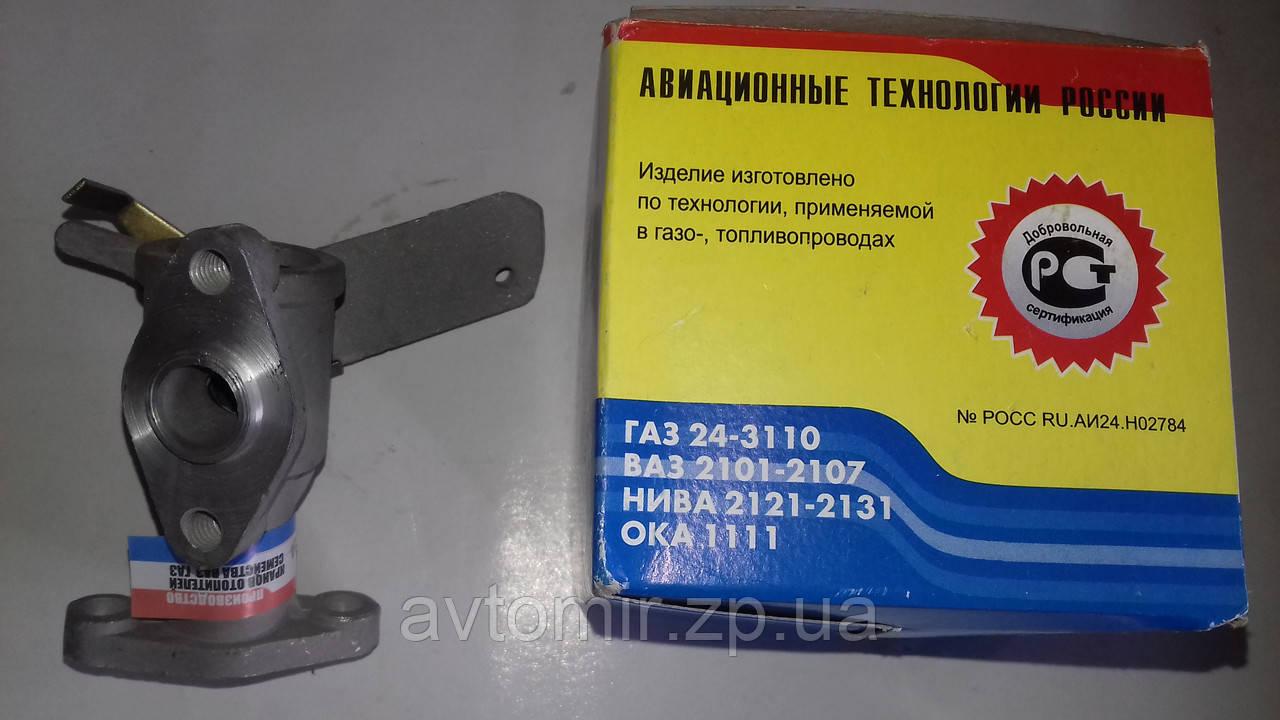 Кран отопителя Ваз 2101-07 керамический Шанс