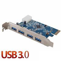 Плата USB 3.0