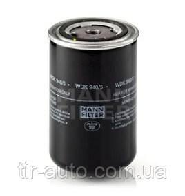 Фильтр топливный высокого давления DAF 65CF-85CF, 65-95 ( MANN ) WDK 940/5