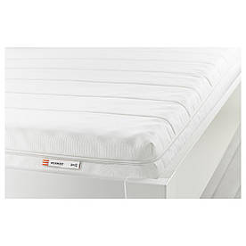 IKEA MOSHULT (102.723.35) Пінополіуретановий матрац, білий