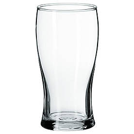 IKEA LODRAT (502.093.37) Бокал для пива, прозрачное Бокал