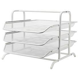 IKEA DOKUMENT (504.027.02) Лоток для кореспонденції, білий