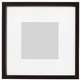 IKEA HOVSTA (103.821.69) Рамка для фото темно-коричневий