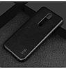 """NOKIA 5.1 Plus (X5) оригинальный кожаный противоударный чехол панель накладка бампер  натур. КОЖА """"IMKO, фото 3"""