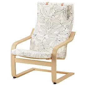 IKEA POANG (491.812.21) Крісло,
