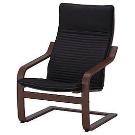 IKEA POANG (592.408.33) Крісло, коричневий,