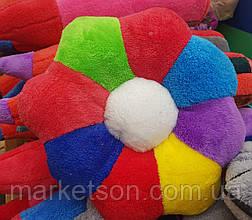 Оригинальный подарок! Декоративная подушка цветок, фото 3