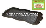 Многофункциональный пластиковый поддон (лоток, подставка) для обуви 76х39х3,3 см., фото 4