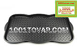 Многофункциональный пластиковый поддон (лоток, подставка) для обуви 76х39х3,3 см., фото 5