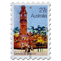 Картина на Стекле Марка Glozis Australia (F-009)