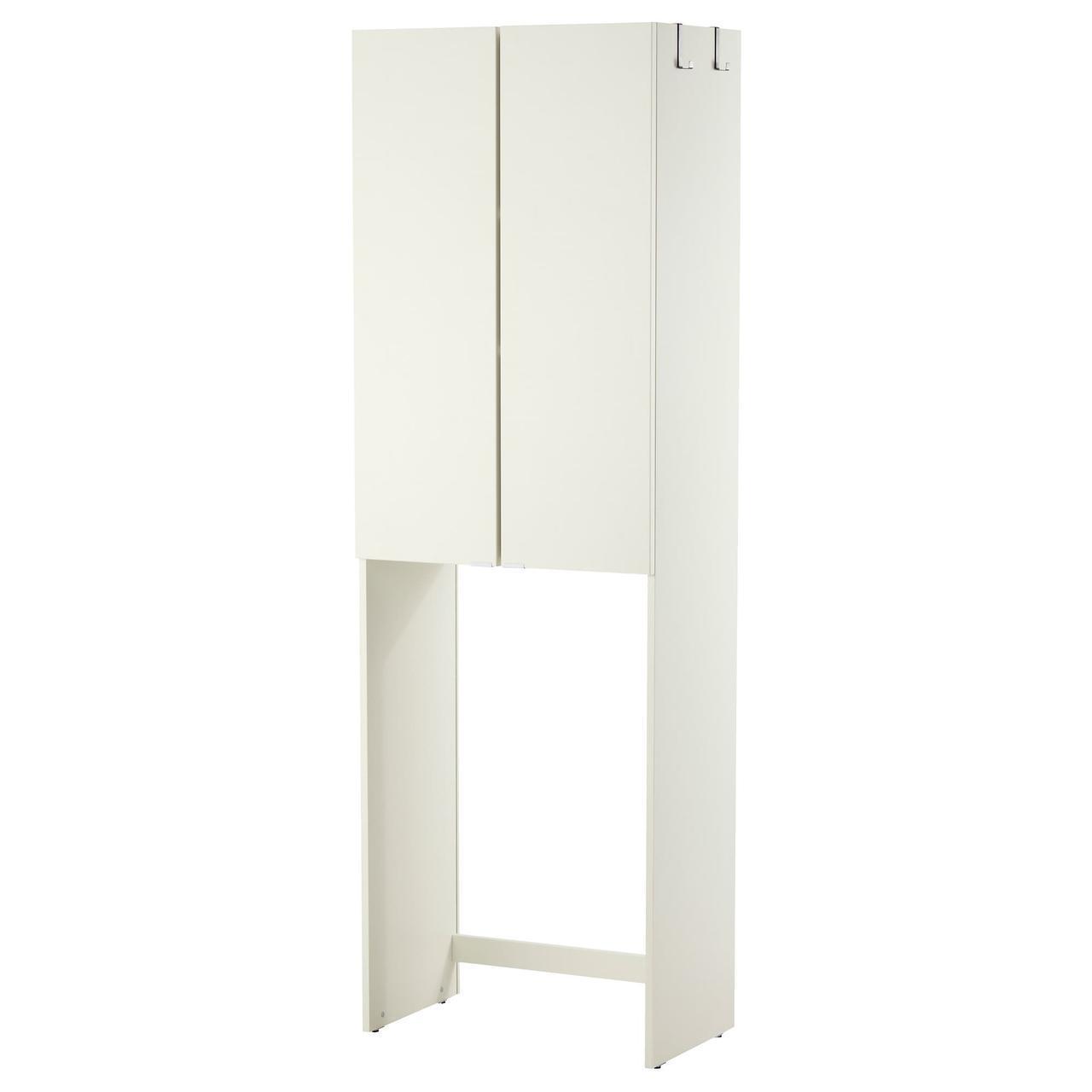 IKEA LILLANGEN (002.060.96) Шкаф для стиральной машины, белый