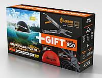 DEEPER PRO+ WiFi+GPS Christmas Bundle
