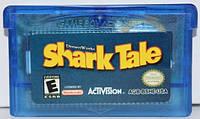 """Картридж на GBA """"Shark Tale"""""""