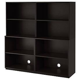 IKEA GALANT (991.849.48) Шафа для документів, сірий