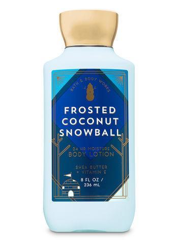 Лосьон для тела Bath&Body Works Frosted Coconut Snowball