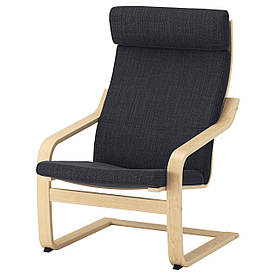 IKEA POANG (191.977.75) Крісло, ok birches, світлі поцілунки