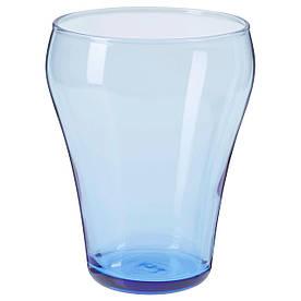 IKEA TORSTIG (403.453.83) Келих, синє