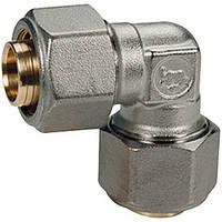 Угол  обжимной для м/п трубы 20х20 Giacomini R561
