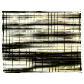 IKEA MODA (503.428.74) Салфетка под приборы натуральная, черная