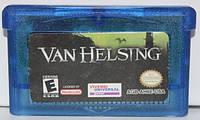 """Картридж на GBA """"VAN HELSING"""""""