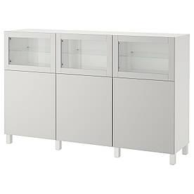 IKEA BESTA (492.080.32) Шафа/тумба. Комбінація для зберігання