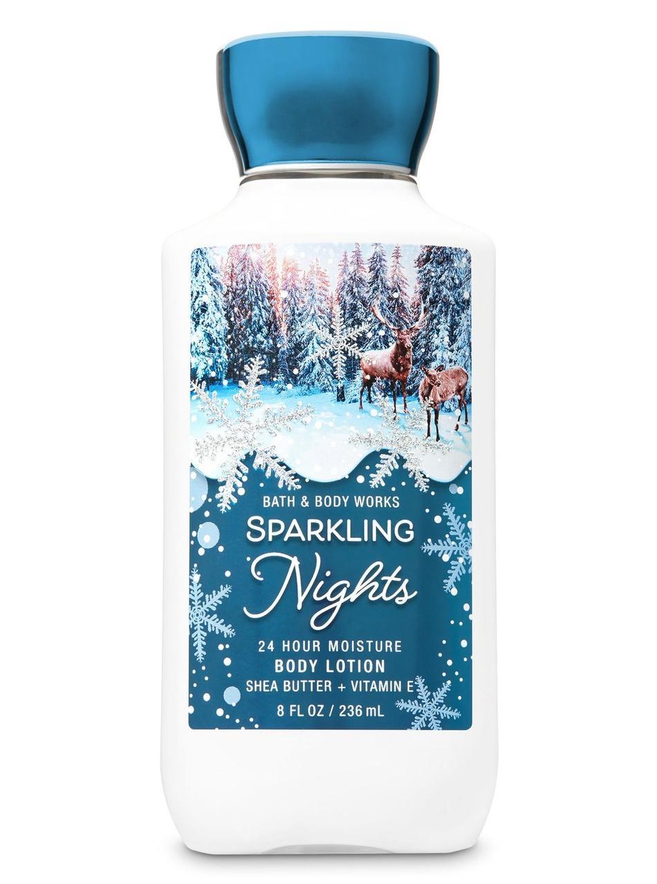 Лосьон для тела Bath&Body Works Sparkling Nights