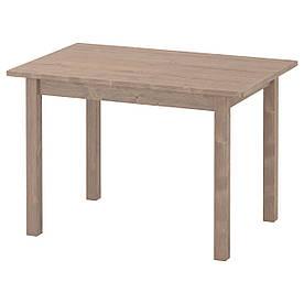 IKEA SUNDVIK (501.963.54) Дитячий стіл, сірий