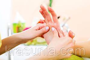 Правильное выполнение массажа кистей рук